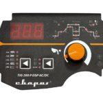 Сварог PRO TIG 200 P DSP AC/DC