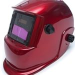 Маска MEGA-350D (красная)