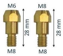 Держатель наконечника MTL MP-36KD 28мм