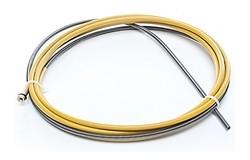 Канал стальной (жёлтый)