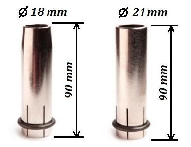 Сопло MTL MP-40KD