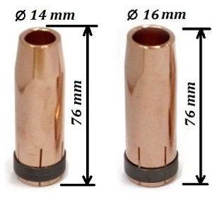 Сопло MTL MP-501D-401D-26D