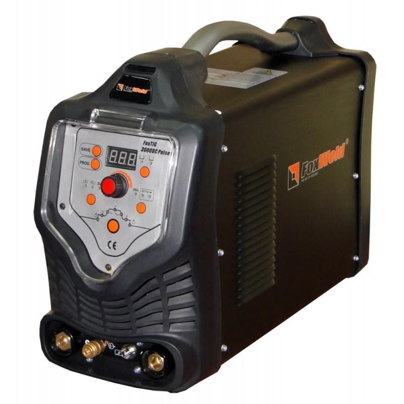 Foxweld FoxTIG 3000DC Pulse