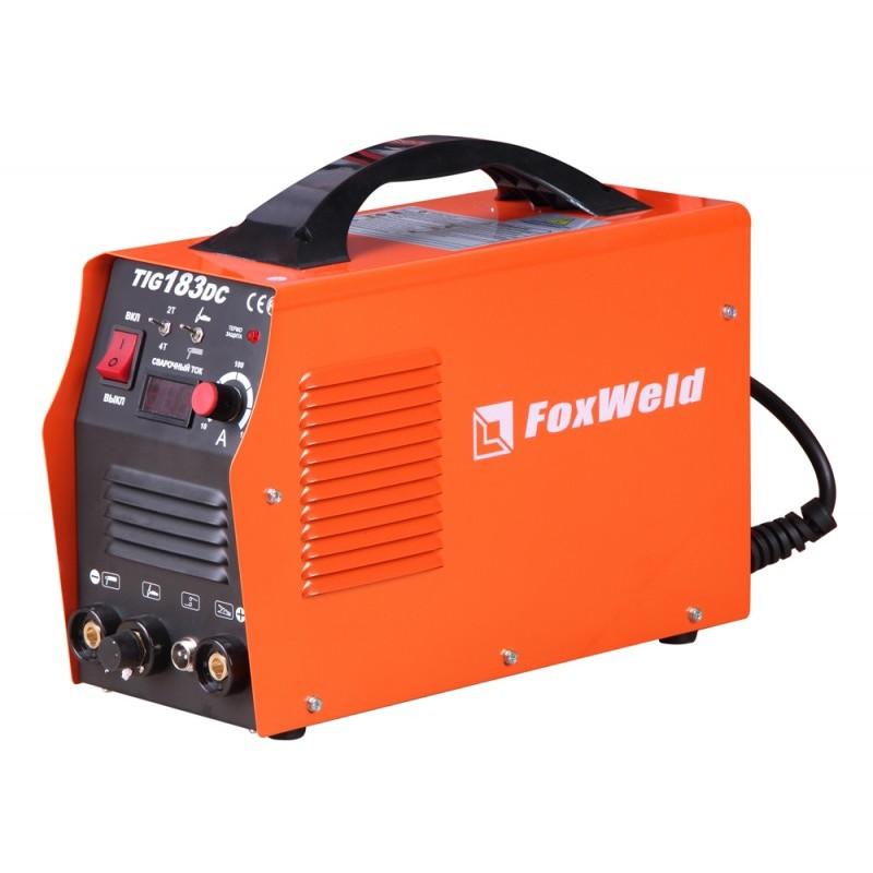 Foxweld TIG 183 DC