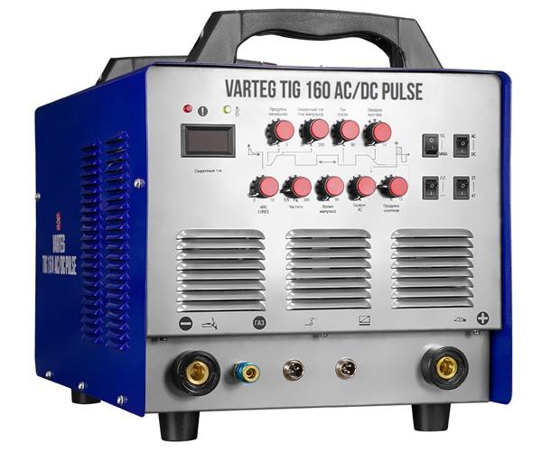 Foxweld VARTEG TIG 160 AC/DC PULSE